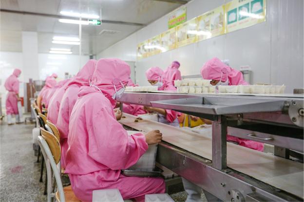 旺年食品OEM代加工服务